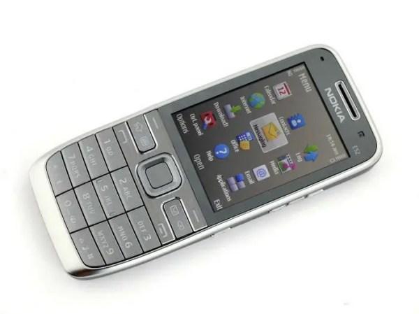 Оригинальный Телефон Nokia E52 black ОРИГИНАЛ в интернет ...