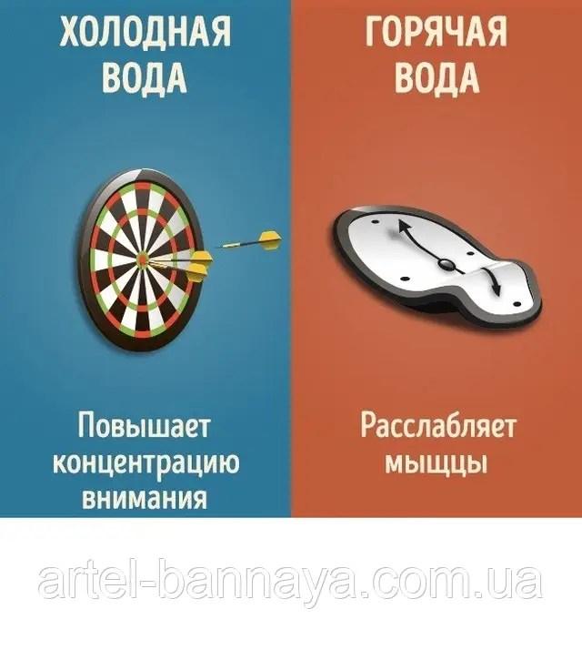 Зачем нужна вода в Руской бане