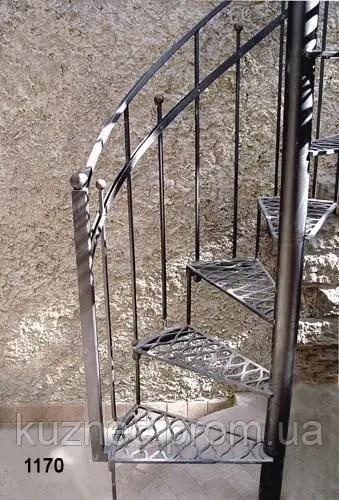 Винтовые лестницы: продажа, цена в Кременчуге. кованые ...