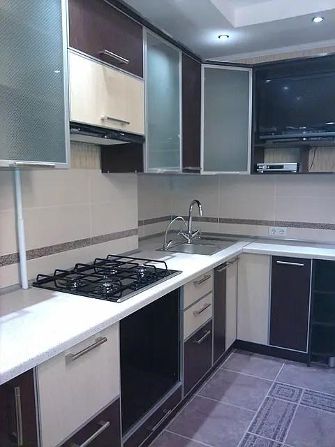 Кухонная мебель в алюминиевом профиле: продажа, цена в ...