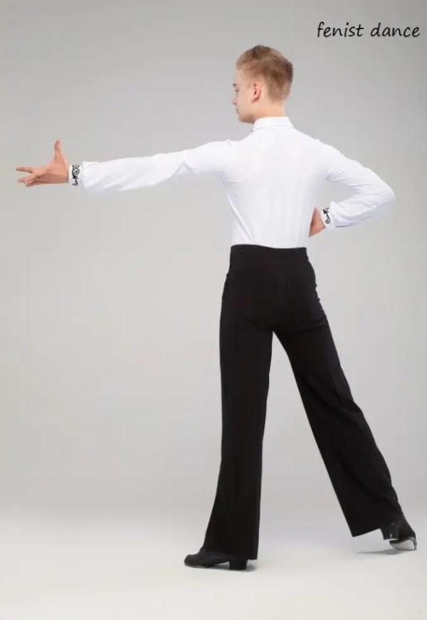 Брюки мужские для танцев №992 (орнамент): продажа, цена в ...