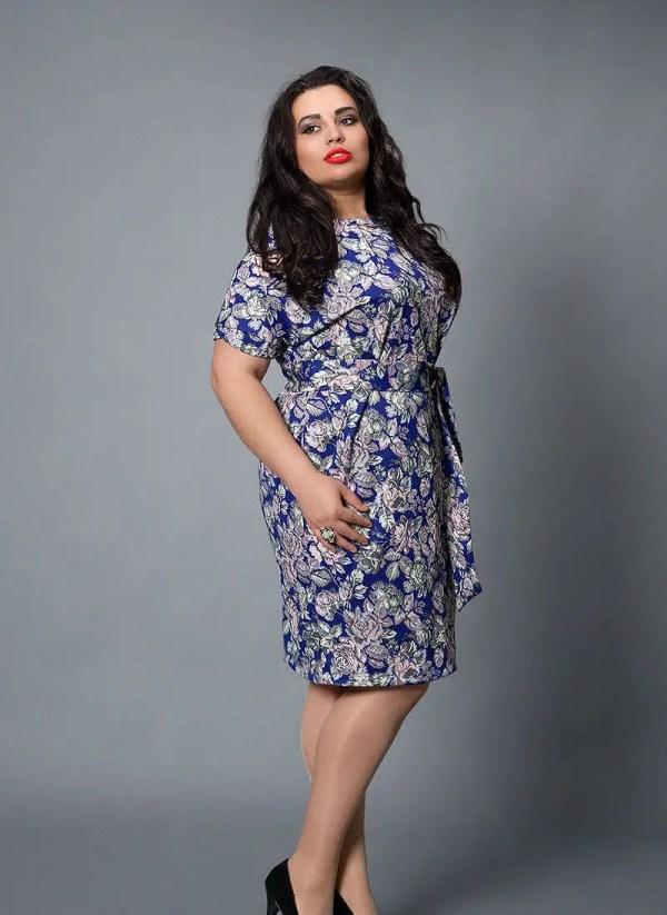 Красивые женские платья больших размеров: продажа, цена в ...