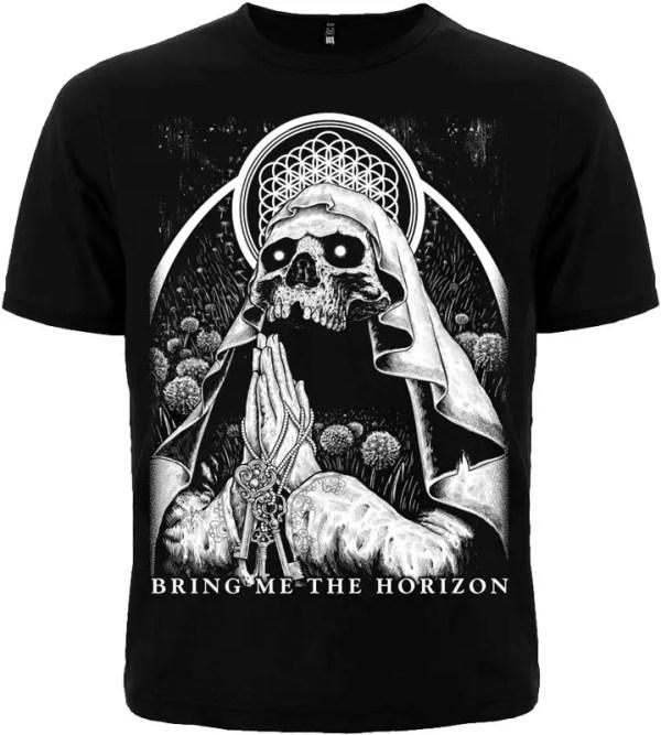 """Рок футболка Bring Me The Horizon """"Sempiternal"""": продажа ..."""