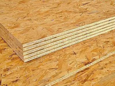 Плита влагостойкая OSB 22мм от интернет-магазина «Хата Крита»