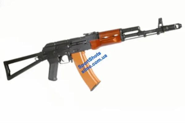 АКС-74 (Автомат Калашникова калибра 5,45 мм со ...