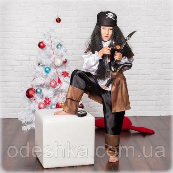 """Детский карнавальный костюм пирата """"Джек Воробей"""": продажа ..."""