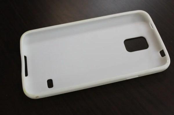 Силиконовый чехол для Samsung Galaxy S5 G900 - минимальный ...