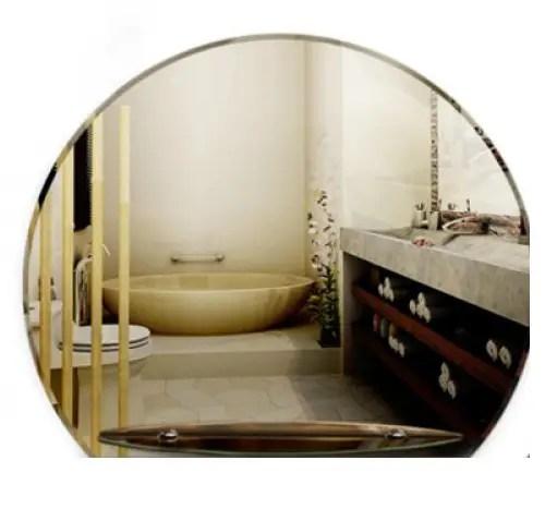 Зеркало для ванной комнаты с полочкой 60 см купить по