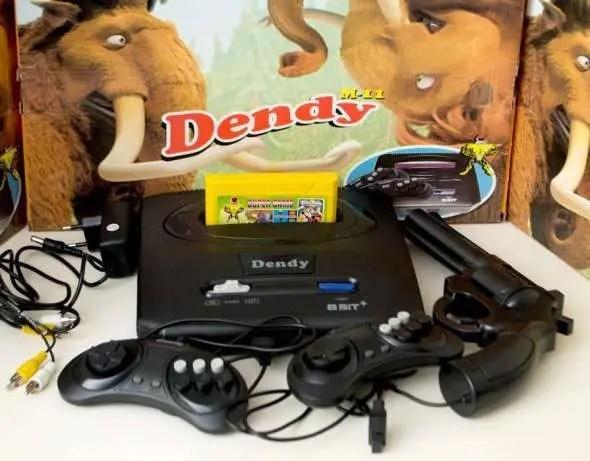 Игровая приставка,денди,dendy,игровая,приставка: продажа ...