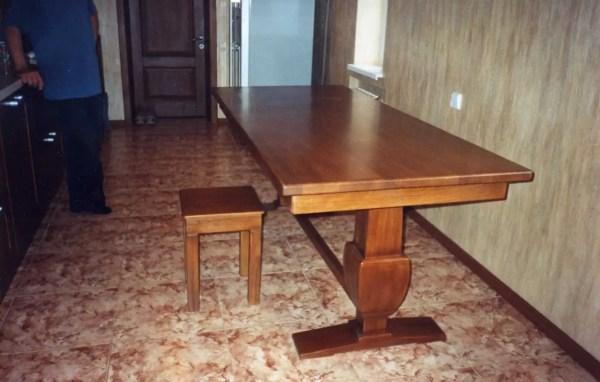 Столы кухонные из дерева: продажа, цена в Запорожье ...
