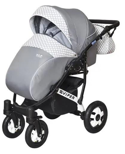 Детская коляска 2 в 1 Viper Quattro Вайпер кватро VQ