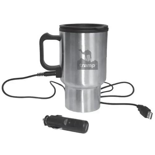 Кружка с подогревом Tramp от прикуривателя или от USB ...