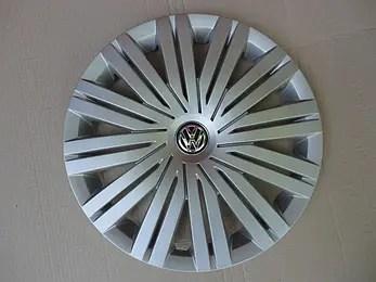 Оригинальные колпаки на колеса Volkswagen Polo R15 ...