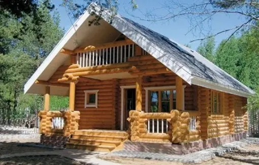 Деревянные дачные дома из дерева: продажа, цена в ...