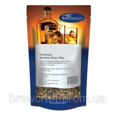 Дубовая щепа Still Spirits Tennessee Bourbon Chips 100 ...
