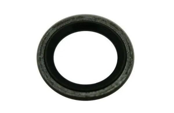 Кольцо уплотнительное (резинка с металлом) трубки ...