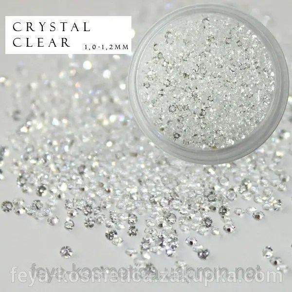 Кристаллы пикси, хрустальная крошка, кристаллы, хамелеоны ...