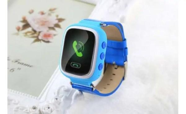 Детские часы с GPS трекером Smart Baby Watch Q60 продажа