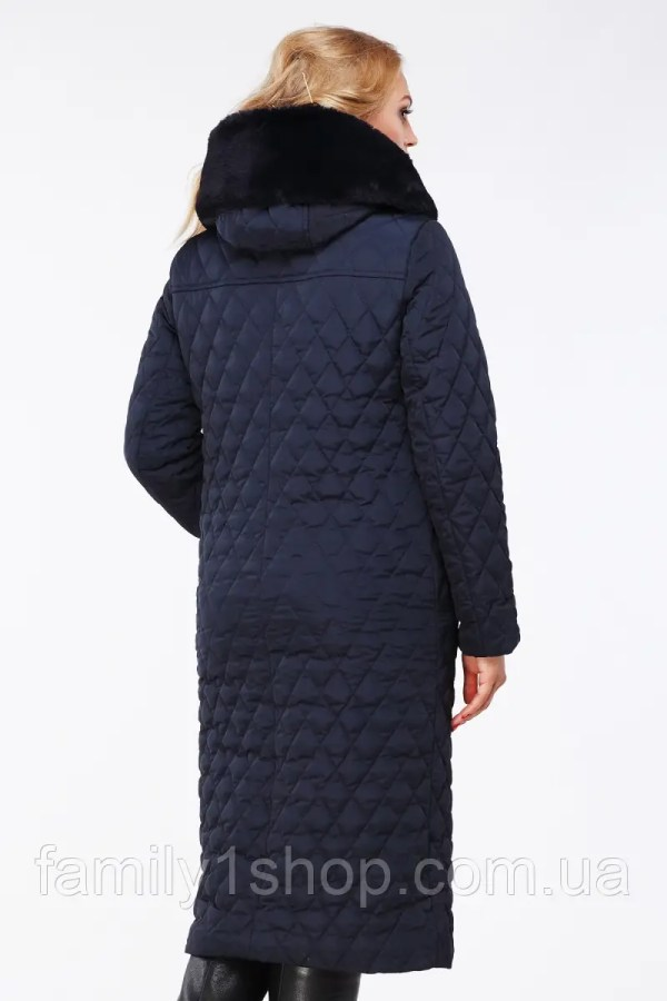Пальто женское зимнее больших размеров.: продажа, цена в ...