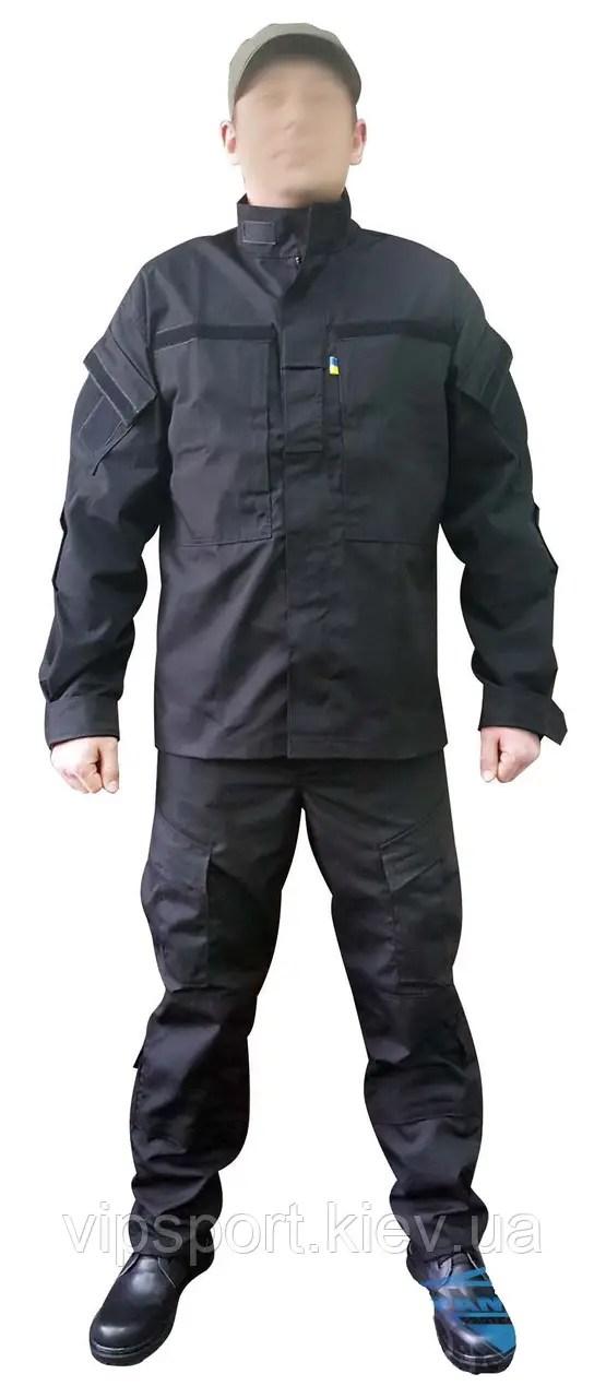 Военная черная форма.: продажа, цена в Сумах. тактическая ...