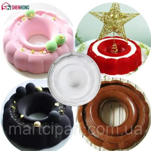Форма для выпечки силикон PARADISE Китай: продажа, цена в ...