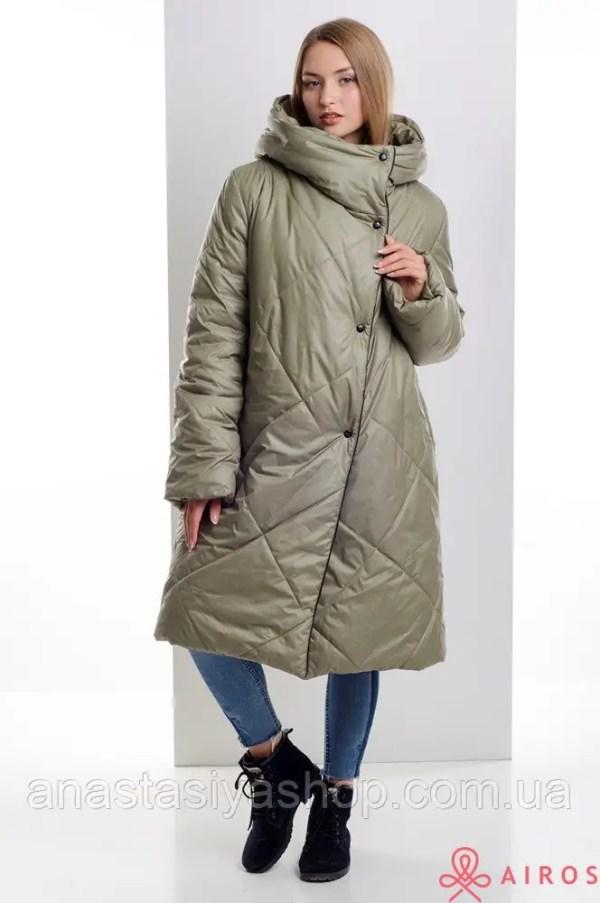 Женское пальто одеяло TM Airos.продажа, цена в Запорожской ...