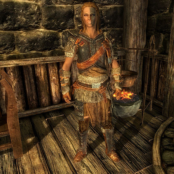 Skyrim Destruction Mage Gear
