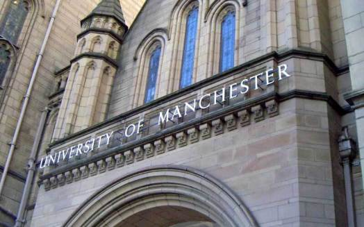 Manchester University receives £2.5 million fintech boost