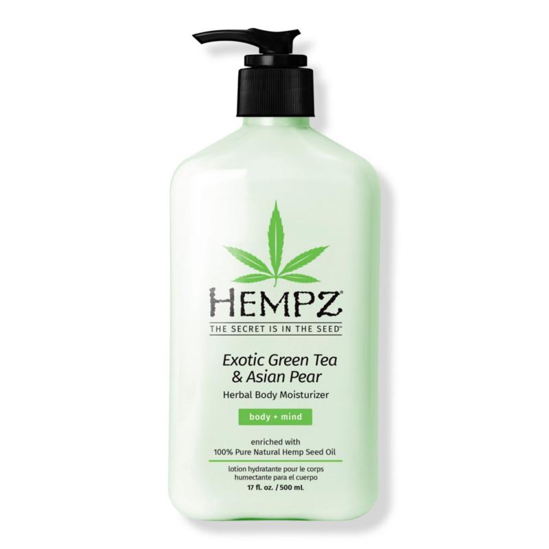 Hempz Exotic Green Tea Amp Asian Pear Herbal Body