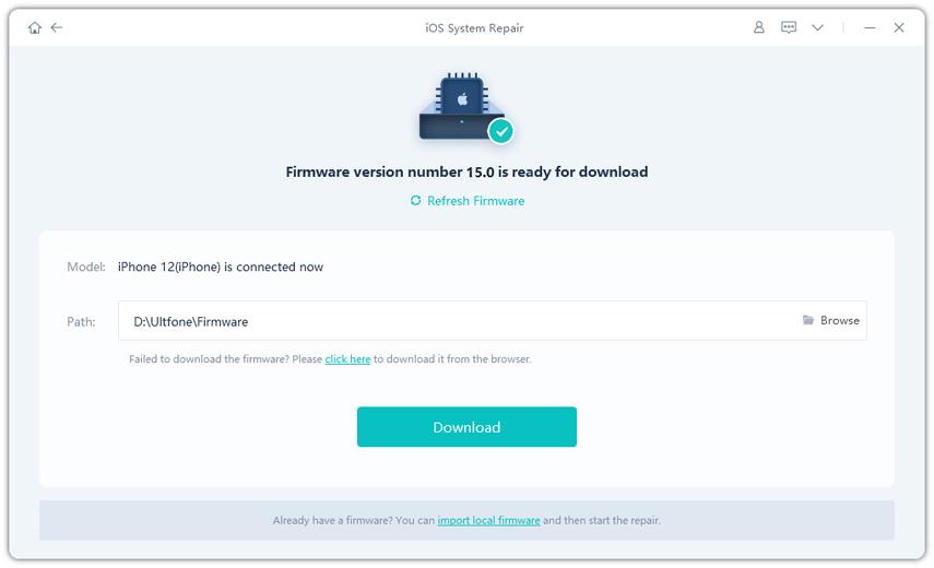 download ipsw file with reiboot pro crack
