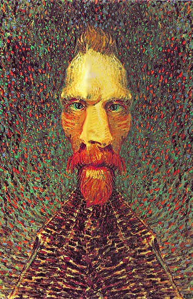 Vincent Van Gogh Uncyclopedia The Content Free Encyclopedia