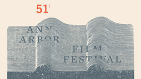 Cross-section logo of 2013 Ann Arbor Film Festival
