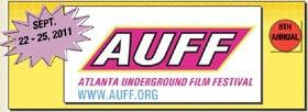 2011 Atlanta Underground Film Festival logo