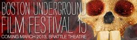 Boston Underground Film Festival submission logo