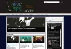 Chicago Underground Film Festival website