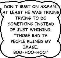 Captain Fantabulous dialogue