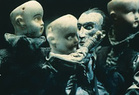Street of Crocodiles puppets film still