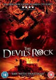 The Devil's Rock UK DVD cover