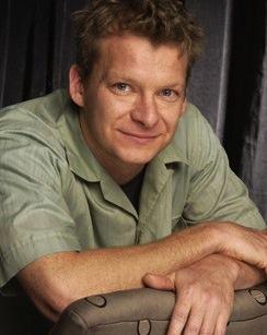 Portrait of Garrett Scott