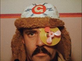 Portrait of Jeff Keen in Marvo Movie