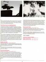 Scan of film festival program booklet with illustrations