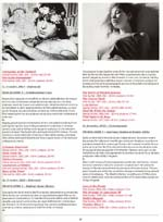 Film festival program scan featuring Sins of the Fleshapoids