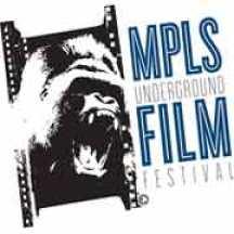 2011 Minneapolis Underground Film Festival gorilla logo