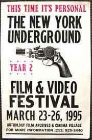 New York Underground Film Festival 1995
