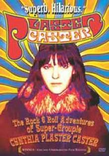 DVD cover featuring a young Cynthia Plaster Caster