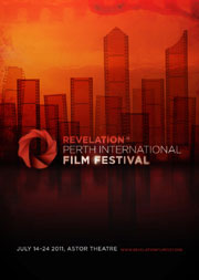 2011 Revelation Perth International Film Festival skyline poster