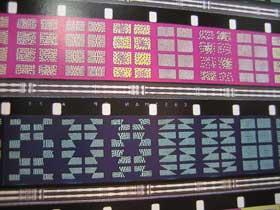 Film stills from Robert Russett's Neuron