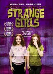 Strange Girls DVD cover