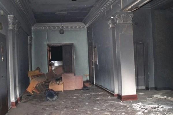 В Доме профсоюзов в Одессе найдено 36 трупов - ГСЧС | УНИАН