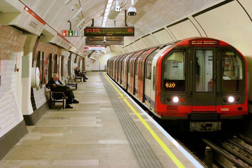 у Лондонському метро більш шкідливе повітря, ніж на дорогах / tompagenet (Tom Page)